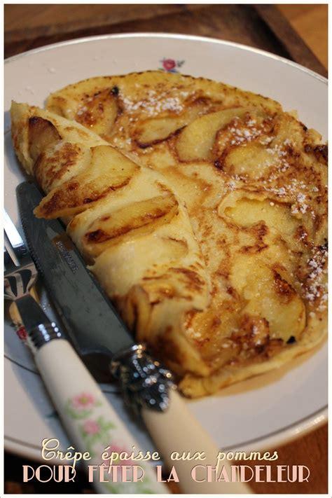 cr 234 pe 233 paisse aux pommes pour la chandeleur recette de laurent mariotte quot mes brouillons de