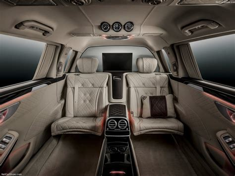 2018 mercedes maybach interior this contemporary 2018 mercedes maybach pullman has a nod that reaches back to the initial pullman too. Mercedes-Benz S600 Pullman Maybach (2016) - picture 16 of ...