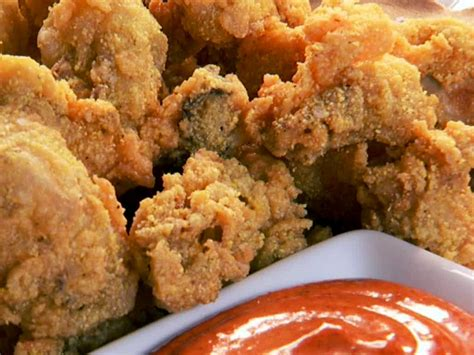 fried oysters fried oysters recipe patrick and gina neely food network