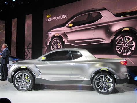 Image Hyundai Santa Cruz Crossover Truck Concept, 2015