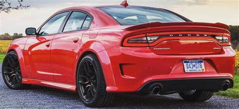 pictures of 2020 dodge charger 2020 dodge charger widebody