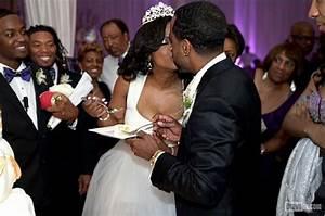 CELEBRITY WEDDINGS: Kandi and Todd – I do Ghana