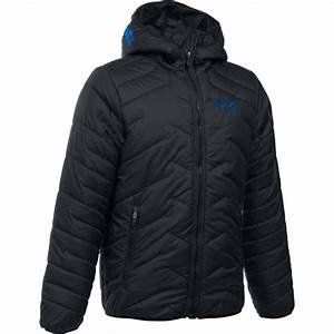 Under Armour Coldgear Reactor Hooded Insulated Jacket