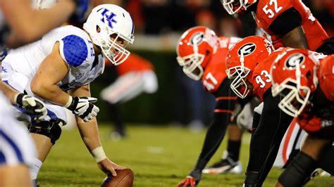 kentucky wildcats  georgia bulldogs start time tv info