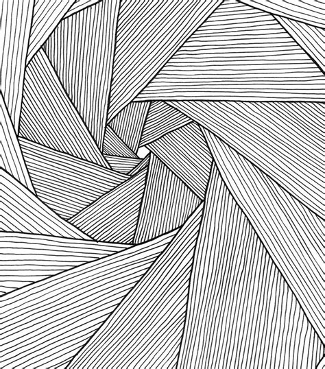 designs with lines how to draw freakishly lines week 1