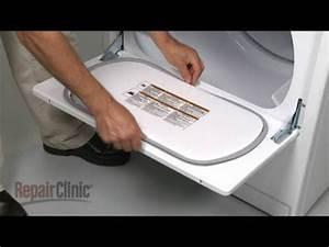 Whirlpool  Kenmore Electric Dryer Replace Door Gasket