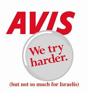 Avis Mister Auto : shocker avis car rental bars israeli executive from renting observer ~ Gottalentnigeria.com Avis de Voitures