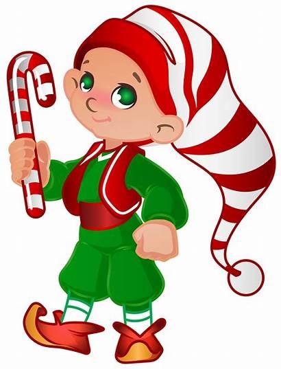 Clipart Santa Elf Claus Clip Transparent Suit