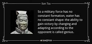 Sun Tzu quote: ... Military Genius Quotes