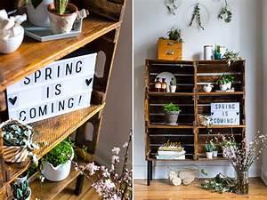 Dekorieren Im Frühling : fr hling diy und schnelle deko idee mit pflanzen f r zuhause ~ Markanthonyermac.com Haus und Dekorationen