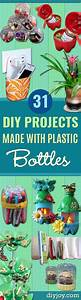 31 Awesome DIY Projects Made With Plastic Bottles