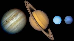 Difference between Jovian and Terrestrial Planets