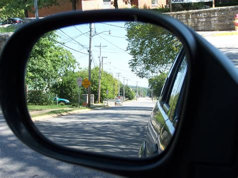 Adjust Your Mirrors Thinking Driver