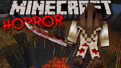 minecraft  hospital scary silent hill horror adventure map youtube
