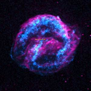 Chandra :: Photo Album :: Kepler's Supernova Remnant ...