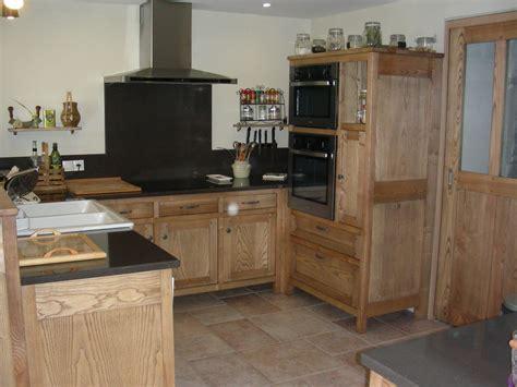 cuisine rustique moderne réalisations gt cuisine mathieu meubles d 39