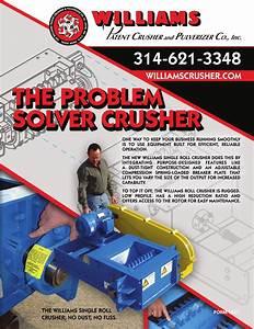 Roll Crusher Manufacturer  U0026 Design