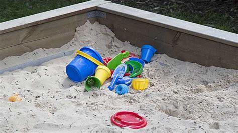 Sandkasten Im Garten Selber Bauen Praktische Tipps