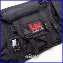 heckler koch padded tactical long rifle case bag  hk  hk  sl  heckler  koch