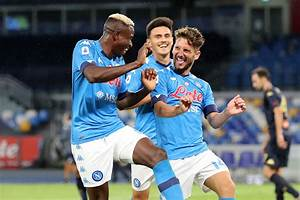 Per Il Napoli Niente 0-3 A Tavolino  Possibile Il
