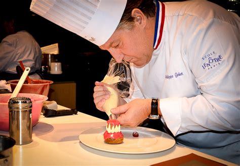 cours de cuisine lenotre un cours de cuisine d exception chez len 244 tre pour le magazine le meilleur p 226 tissier les petits