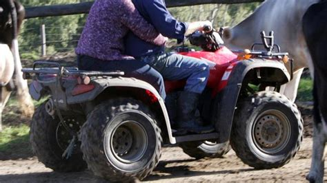 This page provides learner and licenced motorcycle riders with an overview of the restrictions and conditions they need to understand and follow. Tough new laws could soon force Queensland quad bike riders to wear a helmet and get a licence
