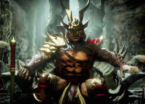 What Do You Think About Left Hand Of Shao Kahn Guys? It's