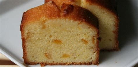 recettes de cuisine corse recette du cake au cédrat confit cuisinez corse