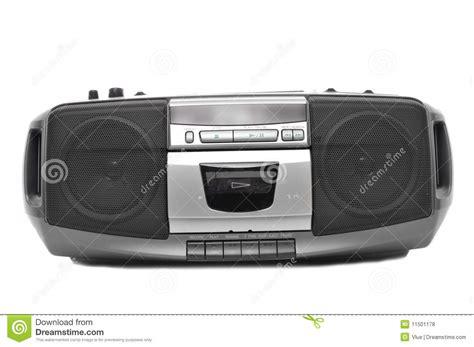 Rd Ijo Bpom fm stereo radio boom box royalty free stock photos image