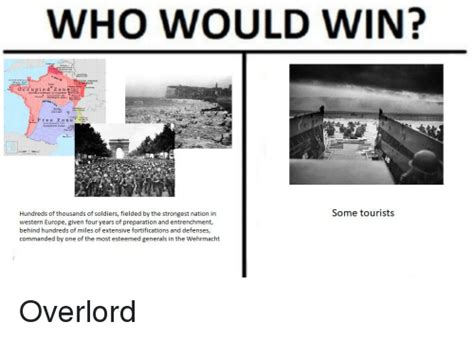 Who Would Win Memes - who would win c c u p i e d z to ne ree zone some tourists hundreds of thousands of soldiers