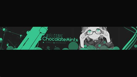 Anime Channel Banner Template Anime Banner 510x126px Images