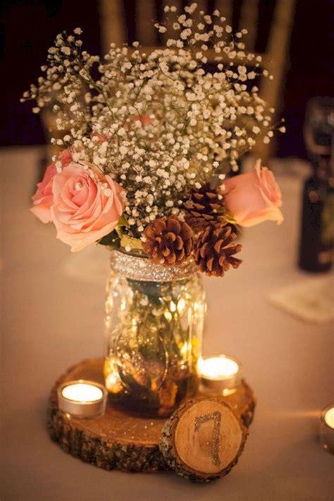 70 diy creative rustic chic wedding centerpieces ideas