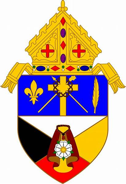 Archdiocese Svg Arms Coat Mclennan Catholic Roman
