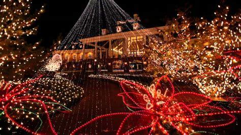 Gaylord Opryland Resort Christmas - YouTube