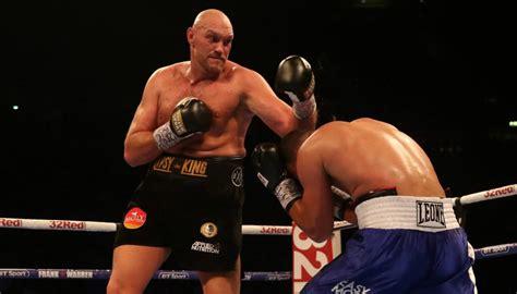 Tyson Fury boxing  heavyweight champion tyson fury 1280 x 731 · jpeg
