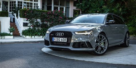 audi rs6 performance 2016 audi rs6 avant performance review caradvice