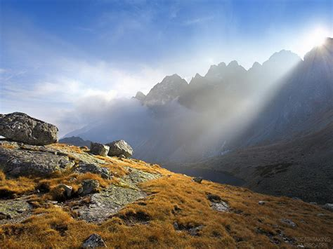 Beautiful Landscape Tatra Mountains Breathtaking Landscapes