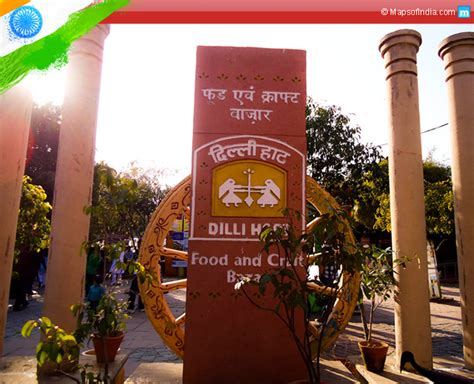 indian cuisine starters dilli haat in janakpuri address nearest metro station