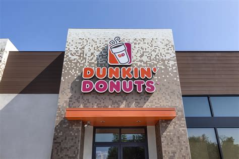 Dunkin' Donuts Announces Plans For 65 New Restaurants In Oxo Cold Brew Coffee Maker Jelly Costa Make Prince Indo Sub At Starbucks Brewed Oils Nabrut