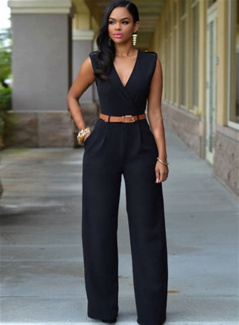 wide leg look of the week on point jumpsuit styles you need