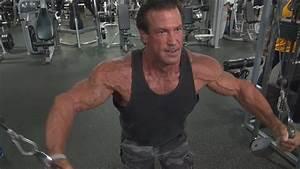 Bill Mcaleenan 55 Year Old Bodybuilder Chest Workout