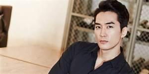 Song Seung Hun shows affection for his girlfriend Liu Yi ...