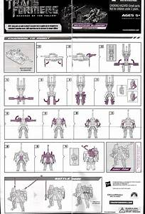 Voyager Class Decepticon Bludgeon  Transformers  Movie