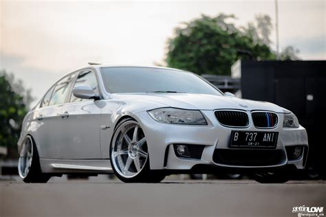 Modifikasi Bmw M3 by Rommy Dan Modifikasi Stance Di Bmw E90 Tahun 2010