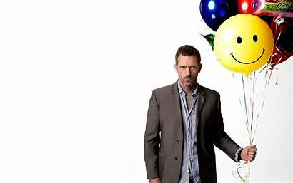 Dr Gregory Md Hugh Laurie Balloons Colorful