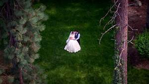 juell wedding drone photography spokane drone With drone wedding pictures