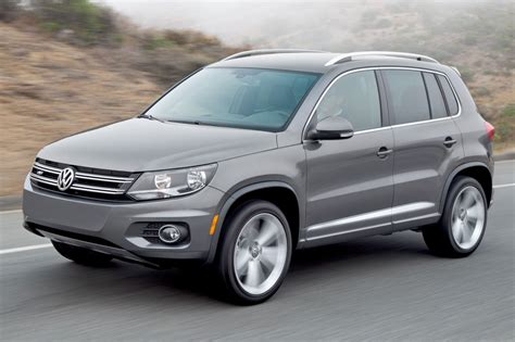 volkswagen suv used 2015 volkswagen tiguan suv pricing features edmunds