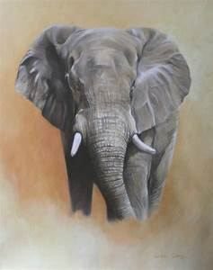 AFRICAN WILDLIFE PAINTING