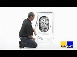 Wie Reinigt Man Eine Waschmaschine : how to waschmaschine reparieren bei der sich die trommel nicht mehr dreht anleitung 23 ~ Markanthonyermac.com Haus und Dekorationen