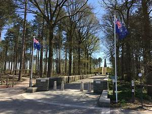 5th Australian Division Polygon Wood Zonnebeke Belgium ...